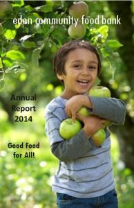 Annual Report 2014 Good Food for All!