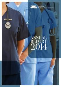 ANNUAL REPORT 2014 iii