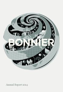 Annual Report bonnier ab annual report 2014