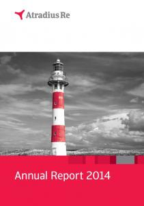 Annual Report Page 1