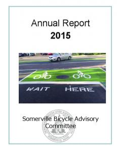 Annual Report Somerville Bicycle Advisory Committee