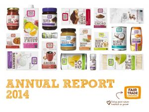 ANNUAL REPORT tasted so great