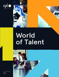 Annual Report World of Talent