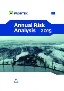 Annual Risk Analysis 2015