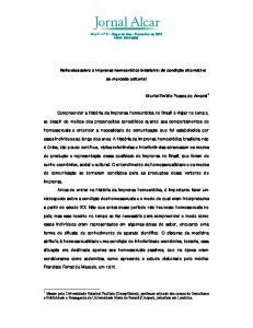 Ano 2 - nº 11 - Segunda fase - Dezembro de 2013 ISSN: