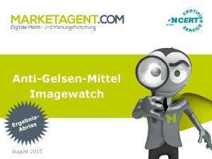 Anti-Gelsen-Mittel Imagewatch