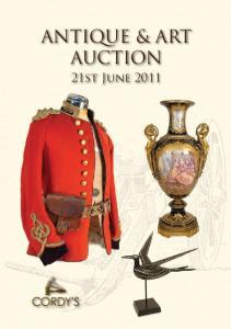 Antique & Art Auction. 21st June 2011