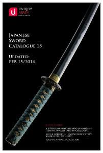 Antique Japanese Swords For Sale