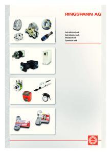 Antriebstechnik Getriebetechnik Messtechnik Spanntechnik