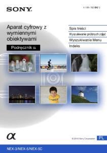 Aparat cyfrowy z wymiennymi obiektywami