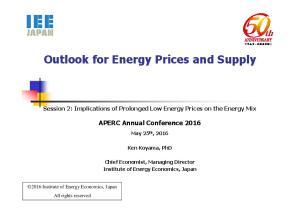 APERC Annual Conference 2016