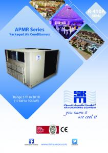 APMR Series Packaged Air Conditioners