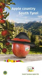 Apple country South Tyrol