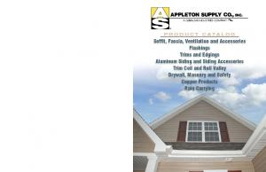 Appleton Supply Co., Inc