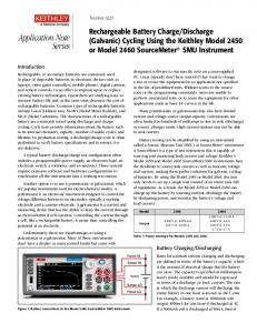 Application Note Series