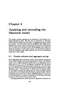 Applying and extending the Diamond model