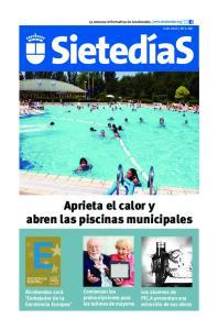Aprieta el calor y abren las piscinas municipales