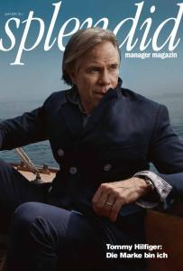April 2016 No 1. Tommy Hilfiger: Die Marke bin ich
