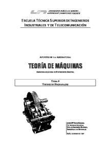 APUNTES DE LA ASIGNATURA: