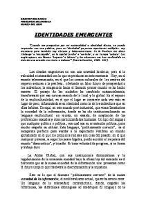 ARACELI BRONCANO FEDICARIA SALAMANCA MARZO DEL 2005