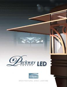 ARCHITECTURAL AREA LIGHTING