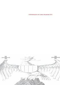 Architekturpreis des Landes Burgenland 2014