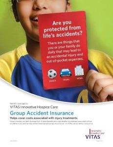 Are you protected from life s accidents?