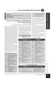 Area Contabilidad Gubernamental III-1 III-3
