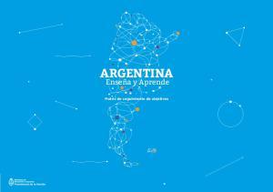 ARGENTINA. Enseña y Aprende. Matriz de seguimiento de objetivos. Argentina Enseña y Aprende - Matriz de seguimiento de objetivos - p