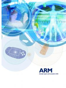 ARM Annual report and accounts