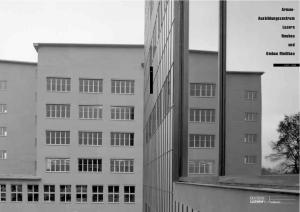 Armee- Ausbildungszentrum Luzern Neubau und Umbau Meilibau