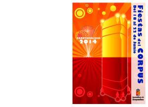 ARROYOMOLINOS. Fiestas del CORPUS. Del 18 al 22 de Junio