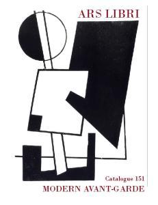 ARS LIBRI. Catalogue 151 MODERN AVANT-GARDE
