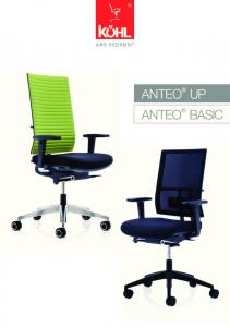 ARS SEDENDI ANTEO UP. ANTEO Basic