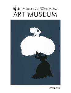 ART MUSEUM spring 2015