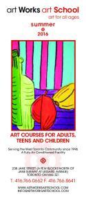 art Works art School art for all ages