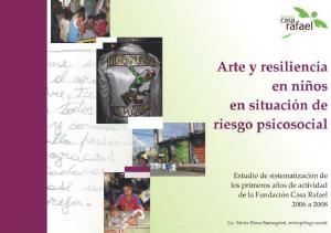 Arte y resiliencia en niños en situación de riesgo psicosocial