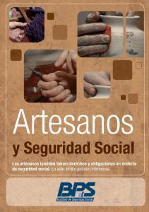 Artesanos y Seguridad Social