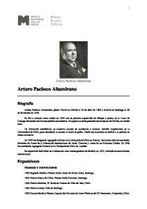 Arturo Pacheco Altamirano