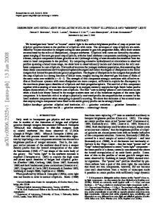 arxiv: v1 [astro-ph] 13 Jun 2008