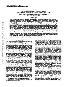 arxiv: v1 [astro-ph.co] 5 Feb 2015