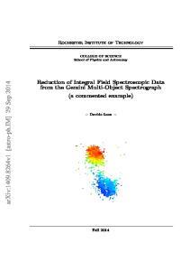 arxiv: v1 [astro-ph.im] 29 Sep 2014