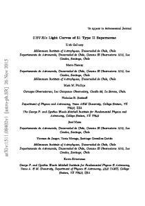 arxiv: v1 [astro-ph.sr] 26 Nov 2015