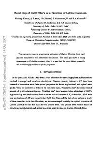 arxiv: v1 [cond-mat.mtrl-sci] 14 Oct 2007