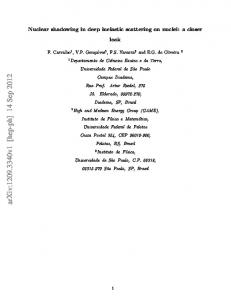 arxiv: v1 [hep-ph] 14 Sep 2012
