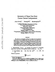 arxiv: v1 [math-ph] 8 Jun 2007