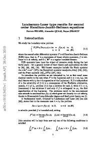 arxiv: v1 [math.ap] 26 Oct 2010