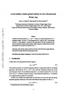 arxiv: v1 [math.ds] 11 Sep 2012