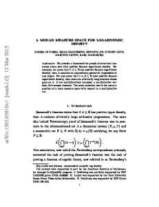 arxiv: v1 [math.lo] 12 Mar 2015