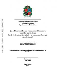arxiv: v1 [math.na] 29 Jan 2014